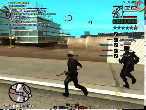 Gta San Andreas 1.6 (counter y Gta)