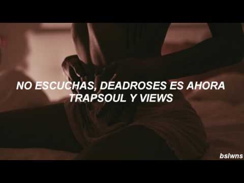 make daddy proud - blackbear; español.