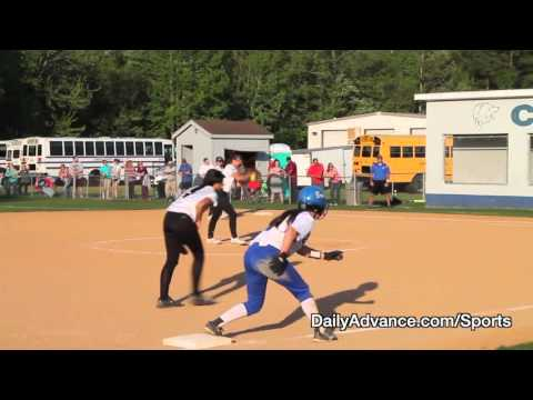 The Daily Advance sports highlights | Softball | Perquimans at Camden