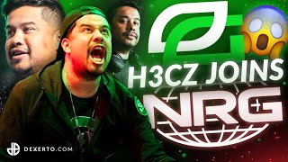 Why H3CZ left OpTic Gaming for NRG