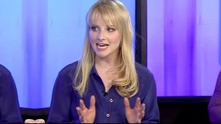 Melissa Rauch Reveals Who Inspired Bernadettes Voice on Big Bang Theory