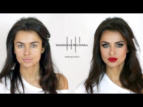 Makijaż ZMYSŁOWY Do Klipu Natalii Siwiec - RUMBA