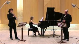 Динику - хейфец - хора стаккато (hora staccato) для альта - партия - первая страница