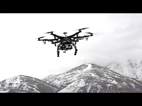 The Best Drone Porn Of 2014 | Mashable video