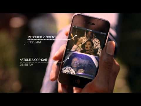 "WIZ KHALIFA - ""STAYIN OUT ALL NIGHT"" OFFICIAL INTERACTIVE MUSIC VIDEO"