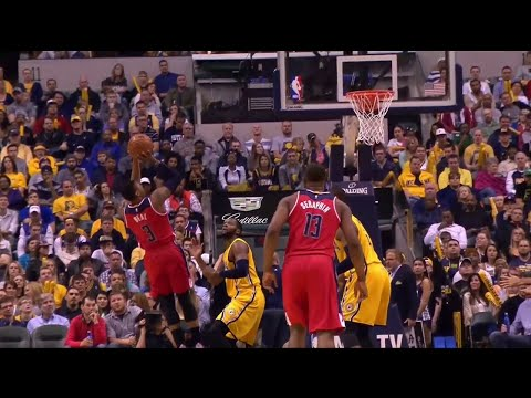 [Ep. 28] Inside The NBA (on TNT) Halftime Report – Wizards vs. Pacers Highlights - 4-14-15
