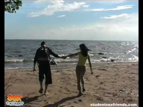 Beach Sex   Smooch Hard video