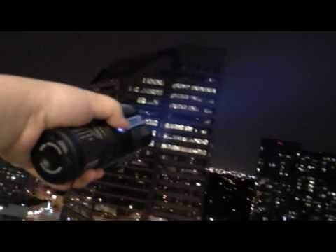 Nitecore Tiny Monster TM26 - Brightest Flashlight of 2013!
