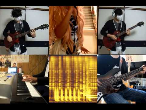 """【Band Cover】Gurren Lagann OP - """"Sorairo Days"""""""