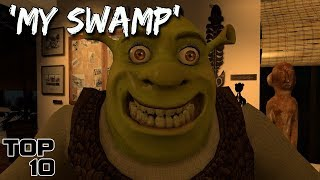 Top 10 Scary Shrek Theories