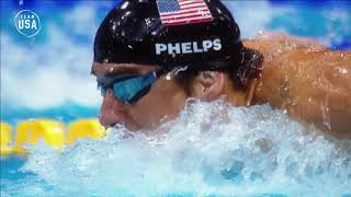 Michael Phelps Wins 18th Gold Medal In London | Gold Medal Moments Presented By HERSHEY'S