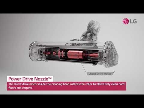 LG CordZero A9 Multi 2X Handstick Vacuum Cleaner