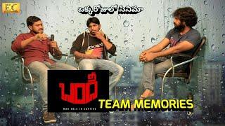 BANDI - Team Memories | Chatting with Director Satish Sanju , Actor Konda| Easy Cinema Studios | #EC