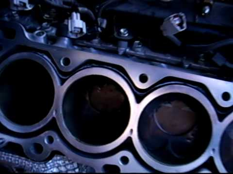 2008 Lexus GS 460 Defective Valve Spring