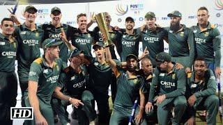 IND v SA 5th ODI – Mumbai (2015) – Match Recap – SA Historic win by 214 runs