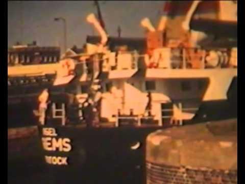 Lowestoft Swing Bridge 1960