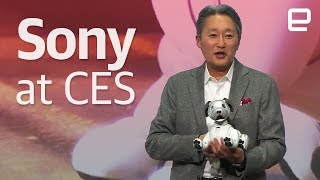 Sony CES 2018 event in 5 minutes