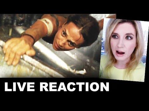 Tomb Raider Trailer 2 REACTION