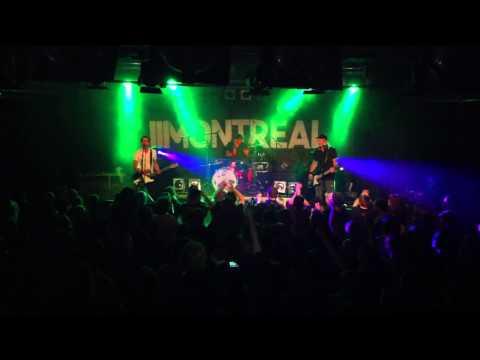 Montreal - Stille Post & Hauptgewinn Live @Gütersloh 24.11.12