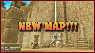 Exploring the New Map - VERSANDI TERMINAL  ||  Digimon Masters Online