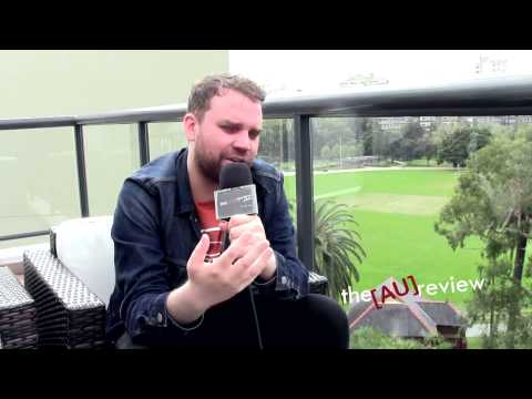 Scott Hutchison of Frightened Rabbit: Groovin' The Moo Interview! (Part One)