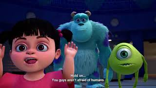 Kingdom Hearts 3 Gameplay – Monsters Inc, Toy Story - D23 Expo Japan 2018 Trailer
