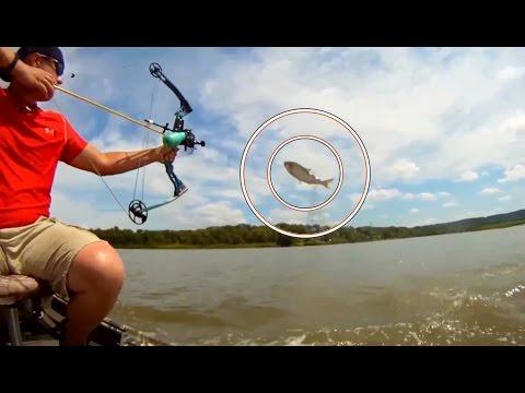 "Memanah Ikan Terbang "" SERU...!!!"