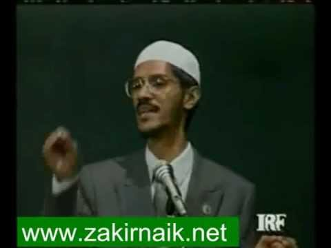 Zakir Naik Q & A - Does adoption of child is allowed in Islam - www.zakirnaik.net