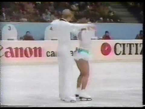 Torvill & Dean (GBR) - 1983 World Figure Skating Championships, Free Dance