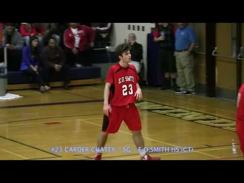 Carder Chatey Senior Year Basketball Mix video