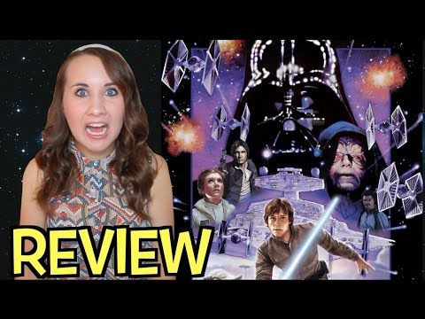 Rachel Reviews: The Empire Strikes Back    Adorkable Rachel