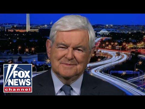 Gingrich: Mueller has a Trump destruction project