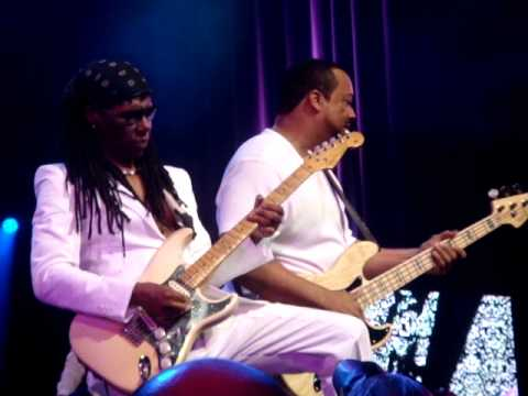 Montreux 2012 - Nile Rodgers and Chic - I Want Your Love