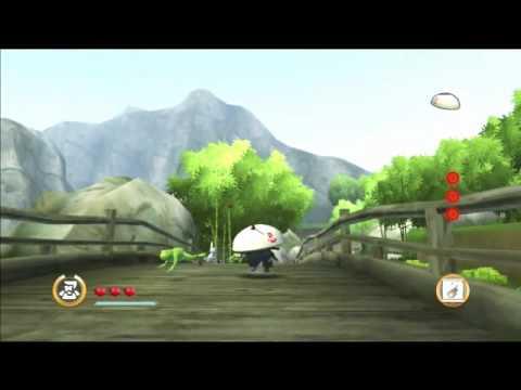 Mini Ninjas - Kung Fu Fighting