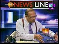 TV 1 News Line 17/07/2018