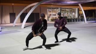 Pinga | Bharathanatyam & Hip Hop | Choreography by SynergicSteps