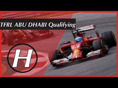 F1 2014 II TFRL Season 7 II Abu Dhabi - Qualli