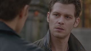 The Originals: 3x14 - Stefan and Klaus talk about Caroline and Hayley [HD]