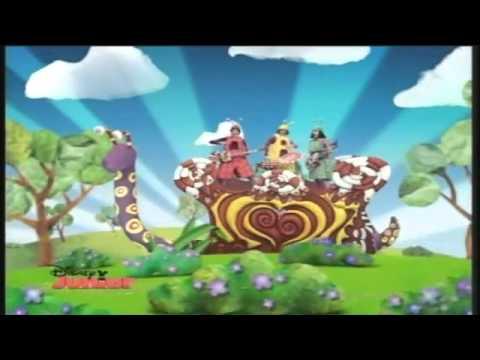 El jard n de clarilu la bufanda voladora mp4 youtube for Aeiou el jardin de clarilu