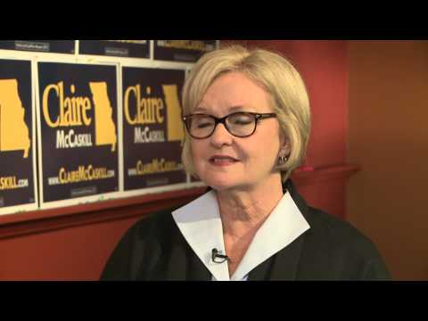 Claire McCaskill on Running Again in Missouri, Being a Moderate