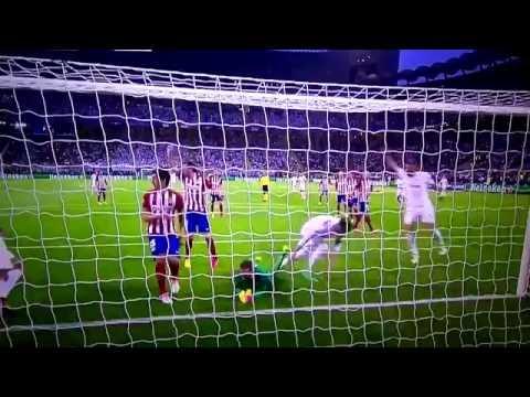 REAL MADRID vs ATLETICO MADRID 1-0 SERGIO RAMOS GOAL CHAMPIONS LEAGUE 2016 FINAL 28.05.2016