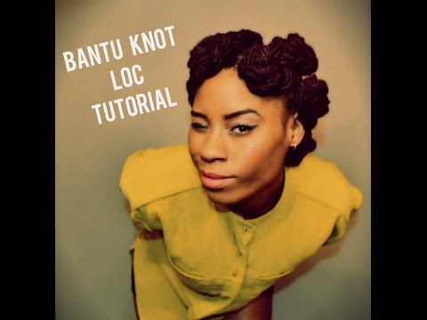 Try the Bantu Knot for loose wavy curls! SUBSCRIBE TO MY CHANNEL: http://www.youtube.com/user/0nDeck?feature=watch VIEW MY PREVIOUS VId: ...