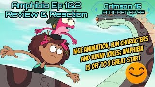 Amphibia Episode One Anne or Beast? Best Fronds Review And Reaction