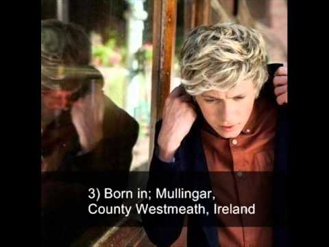 100 facts about Niall Horan!