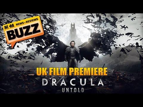 MCM Buzz @ The Dracula Untold UK Premiere