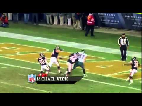 Nfl Network's Top 100 Players:Micheal Vick