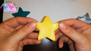Play Dough Star Fun with Kids Learn Color for Kids children songs