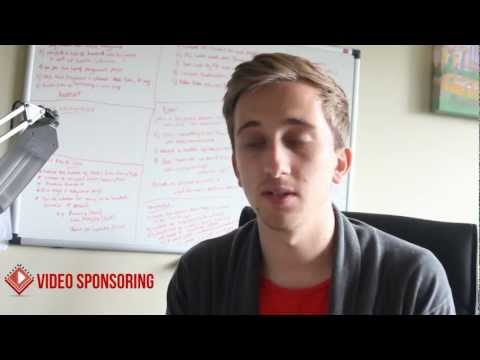 What Is Video Sponsoring?
