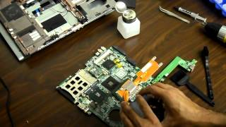 Acer Travelmate 2480 overheating Repair Service Toronto by PCNix