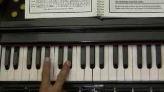 Learn Easy shabad - Gur Ka Bachan Basai Jeea Naale - G Sharp - Female Sa
